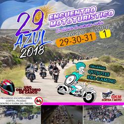 #EncuentroDeMotos | Volverán a rugir cientos de motos para Semana Santa