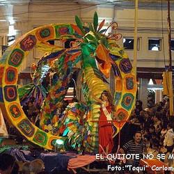 Los Colgados del Talí y la Comparsa Davemar participarán del Carnaval 2014