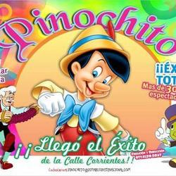 """Vacaciones de Invierno en Azul: Llega """"Pinochito"""", el éxito de la calle Corrientes"""