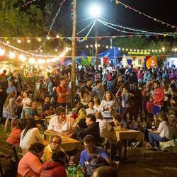 Todo listo para el Olavarría Food Truck Festival #2