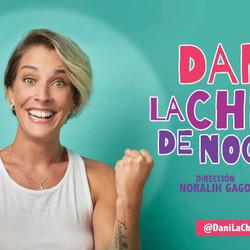 """Llega al Español Dani La Chepi con su espectáculo """"De Noche"""""""