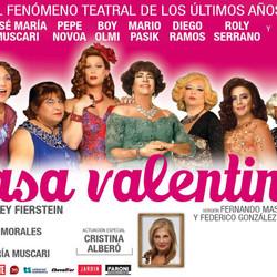 "Llega ""Casa Valentina"" con un elenco desopilante"