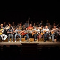 """Ciclo de peñas """"Música en la Estación"""": Maddío junto a la Orquesta de Guitarras y el Ballet de Emilce Beriay"""