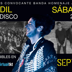 """Séptimo Día"", la banda homenaje a Soda Stereo vuelve a Glow"