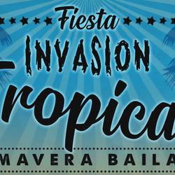 Fiesta Invasión Tropical en Club Ferro /// Primavera Bailable