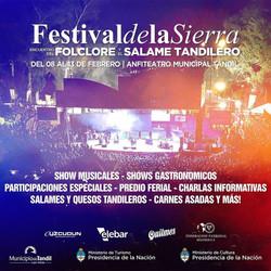 #FestivalDeLaSierra2018 | Llegan Pancho Figueroa, el Gato Peters, Facundo Saravia y Raúl Lavié