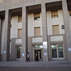 Cajero Banco Provincia. (Tribunales)