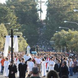 Se esperan miles de peregrinos y turistas en esta próxima Semana Santa