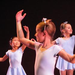 """Encuentro Infantil de Danzas """"Una Tarde para compartir"""""""