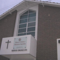 Templo Evangélico - Alianza Cristiana y Misionera Argentina