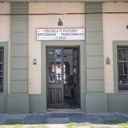 La Escuela de Platería abre sus puertas para la muestra de fin de año