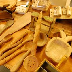 Horacio Rubino - Artesanías en madera y hierro