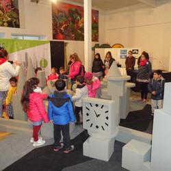 """""""Estación Salamone"""" una muestra itinerante en el Museo de Bellas Artes"""