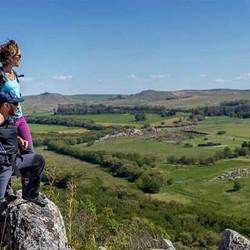 Trekking e iniciación a actividades de montaña el13 y 14 de mayo
