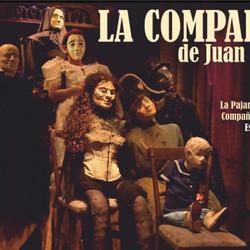 """Desde España llega la obra """"La Comparsa"""" al Teatro"""