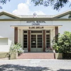 Hospital Municipal Dr. Cassella Solá (Cacharí )