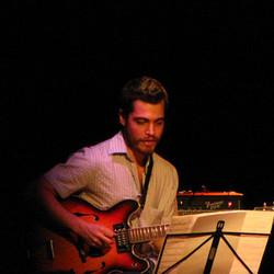 Festival Cervantino 2012: Pablo Passini con Felipe Continentino Grupo en Dominga Pub
