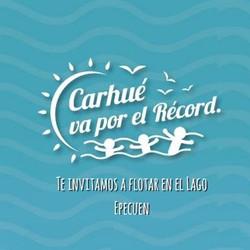700 personas flotarán en el lago para alcanzar un récord Guinness