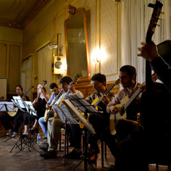 Se realizará el Segundo Encuentro de Orquestas de Guitarras