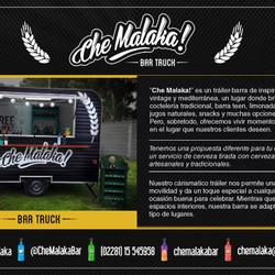 Che Malaka! Bar Truck
