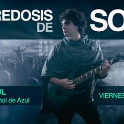 """Sobredosis de Soda"", la banda tributo a Soda Stereo vuelve al Español"