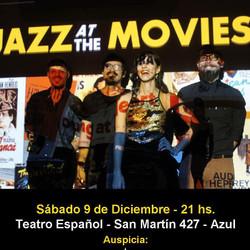 Jazz at the Movies se presentará en el Teatro Español