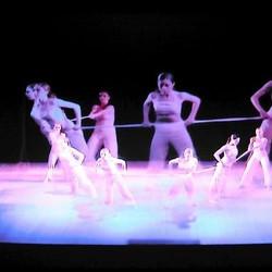 Invierno Danzaazul 2012: Espectáculo del Instituto de Danzas de Cristina Sabella y La Compañía Temps