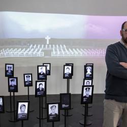 Presentación de Muestra Fotográfica sobre Malvinas en Derecho