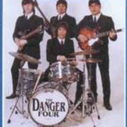 Danger Four, la primera banda Beatle, estará en Azul