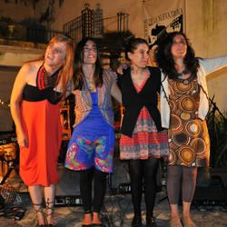 Fulanas Trio vuelve a la ciudad para un recital en el Español