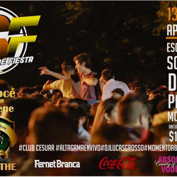 """#5SF """"5 Semanas de Fiesta"""", este sábado en Cesuar"""