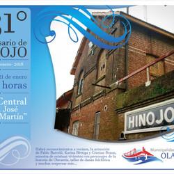 Hinojo festeja sus 131 años