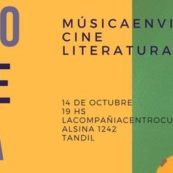El sábado 14 se realizará el Ciclo Arte Viva