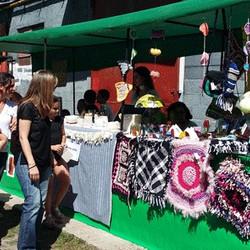 Feria de productores y emprendedores locales