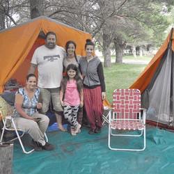 Base de Campamento Los Barrancos