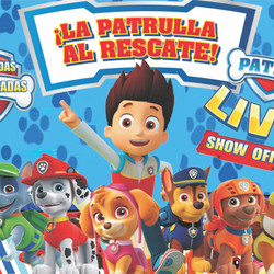 Llega al Español el Musical infantil de la Patrulla Canina de Paw Patrow