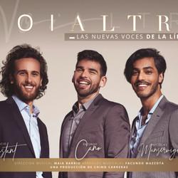 El Trío Noi Altri, las nuevas voces de la Lírica, en el Español