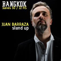 Stand Up en Bangkok | Este jueves, Juan Barraza