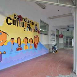 SUMAC (Salón de usos múltiples Artísticos y Comunitarios)