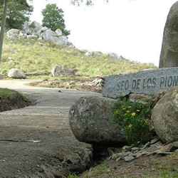 Camino de los pioneros - Cerro El Mate