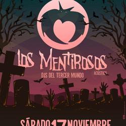 """""""Los Mentirosos"""" realizarán su show acústico en Tandil y Olavarría"""