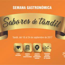 """Todo listo para la Semana Gastronómica """"Sabores de Tandil"""""""