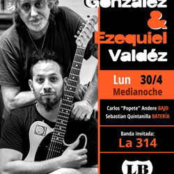 Alambre González y Ezequiel Valdéz llegan a Olavarría