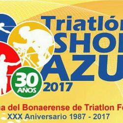 Se viene el Triatlón Short Azul 2017