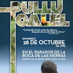 """Se realizará en Boca de la Sierra el Tercer Festival Artístico """"Pullu Calel"""""""