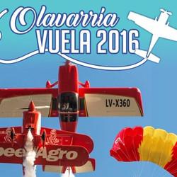 """En diciembre se realizará el Festival Aéreo """"Olavarría Vuela"""""""