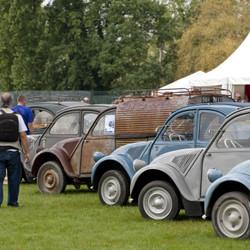 Se realizará un encuentro de Citroën