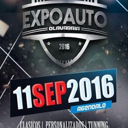 """El 11 de septiembre se realizará """"Expoauto"""""""