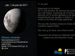 Se realizará un nuevo encuentro de fotografía nocturna en Epecuen