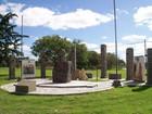 """Monumento """"Respeto a los Pueblos Originarios"""""""